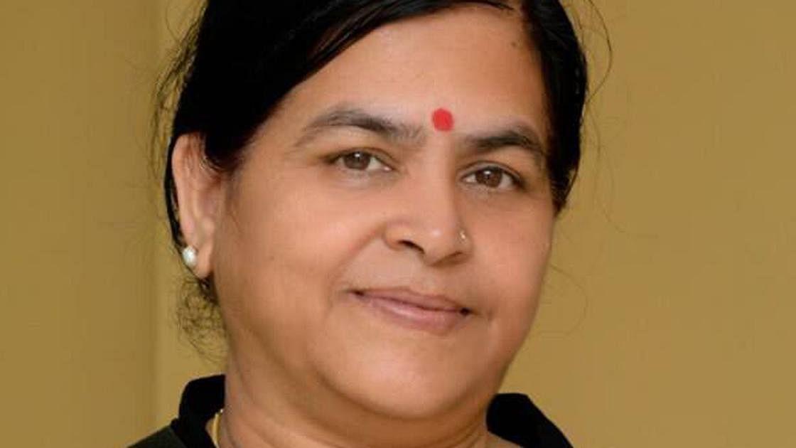 Culture minister Usha Thakur