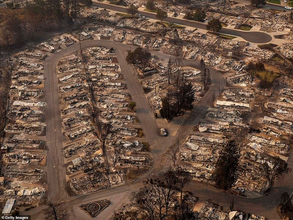 US: Oregon asks 50,000 to evacuate