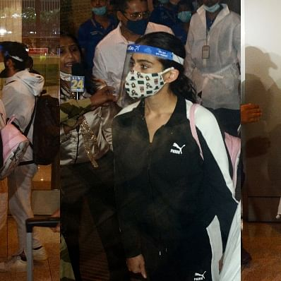 FPJ Fashion Police: Sara Ali Khan sports 7k Puma tracksuit as she arrives in Mumbai ahead of NCB questioning