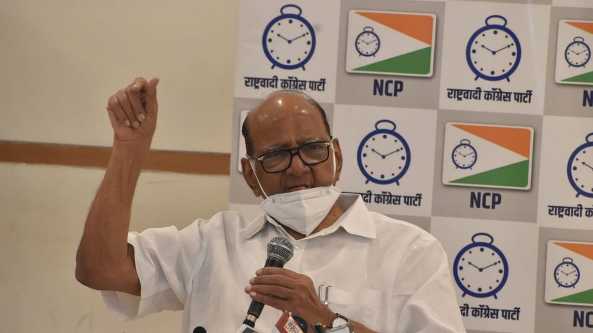 'After HM censure, any self-respecting person would resign': Pawar drops broad hints to Governor