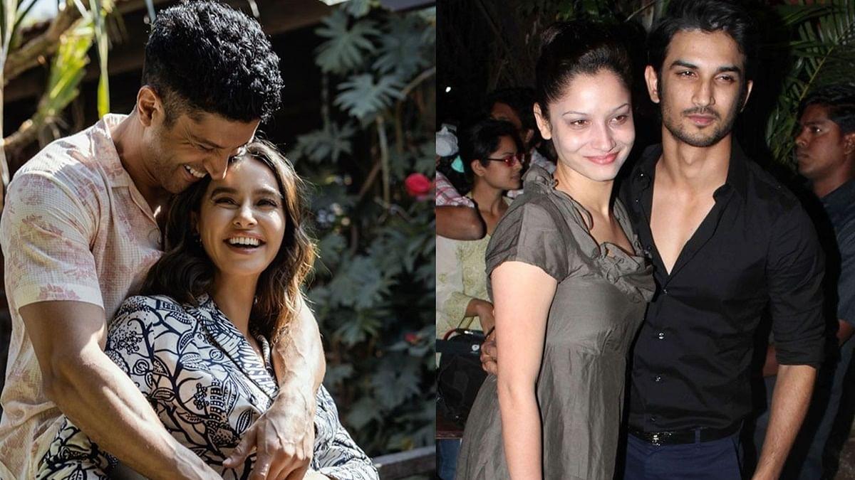 'You're just Farhan Akhtar's GF': Sushant's fans attack Shibani Dandekar for her comment on Ankita Lokhande