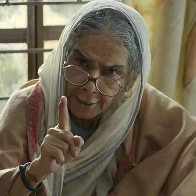 'Badhaai Ho' actress Surekha Sikri in ICU after brain stroke