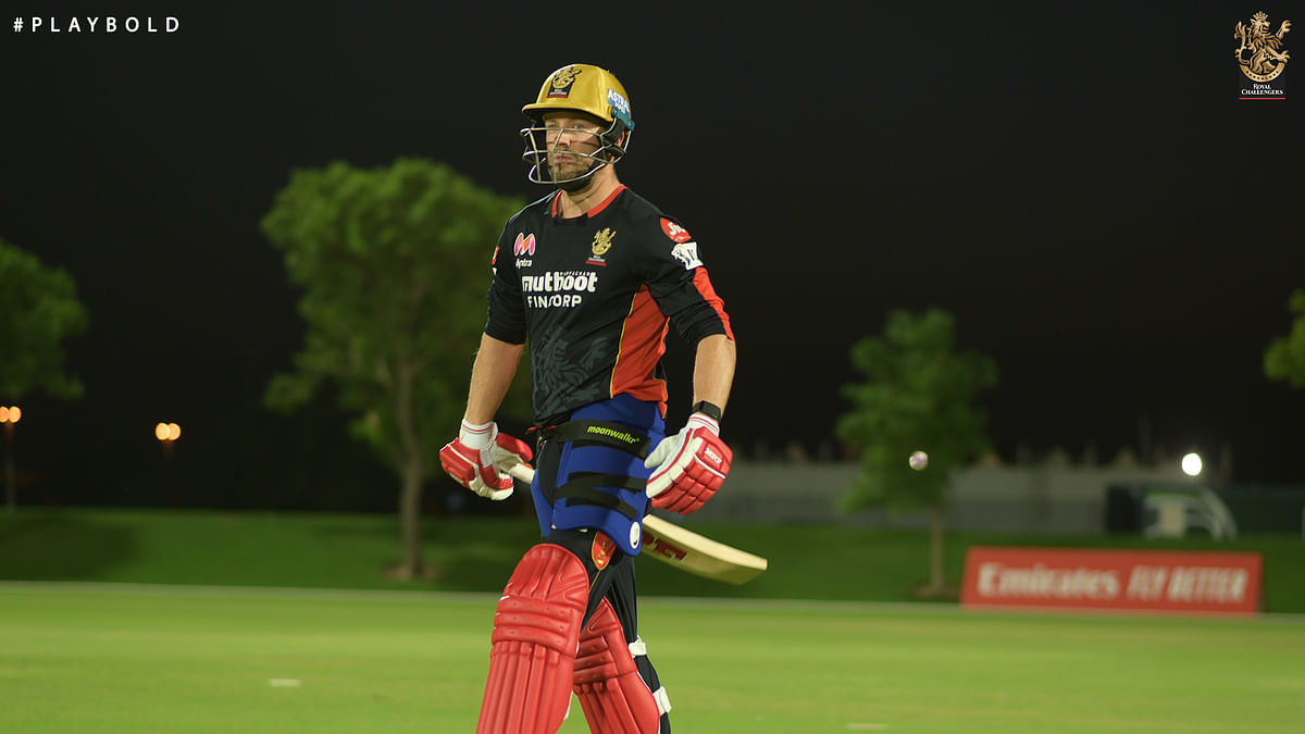 IPL 2020: Have butterflies in my stomach ahead of first match, says AB de Villiers