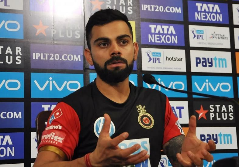RCB is balanced side: Kohli