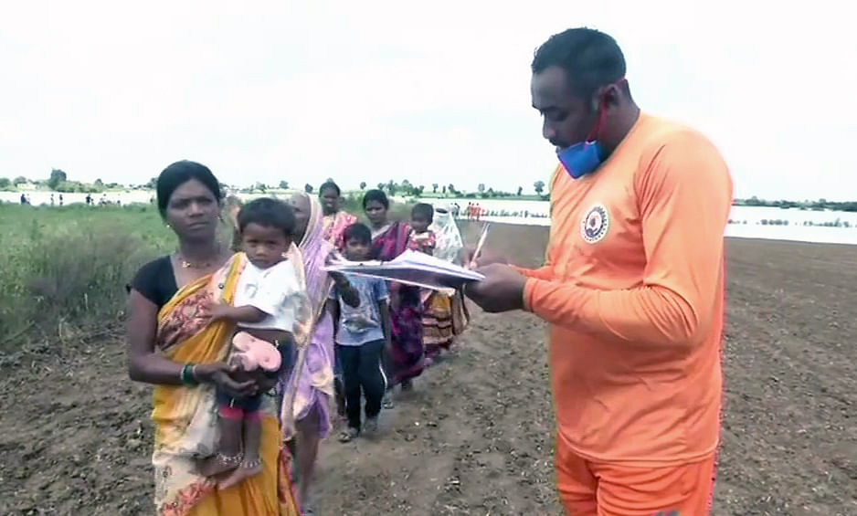 Flood-hit farmers of East Vidarbha demand Rs 50,000 per hectare compensation