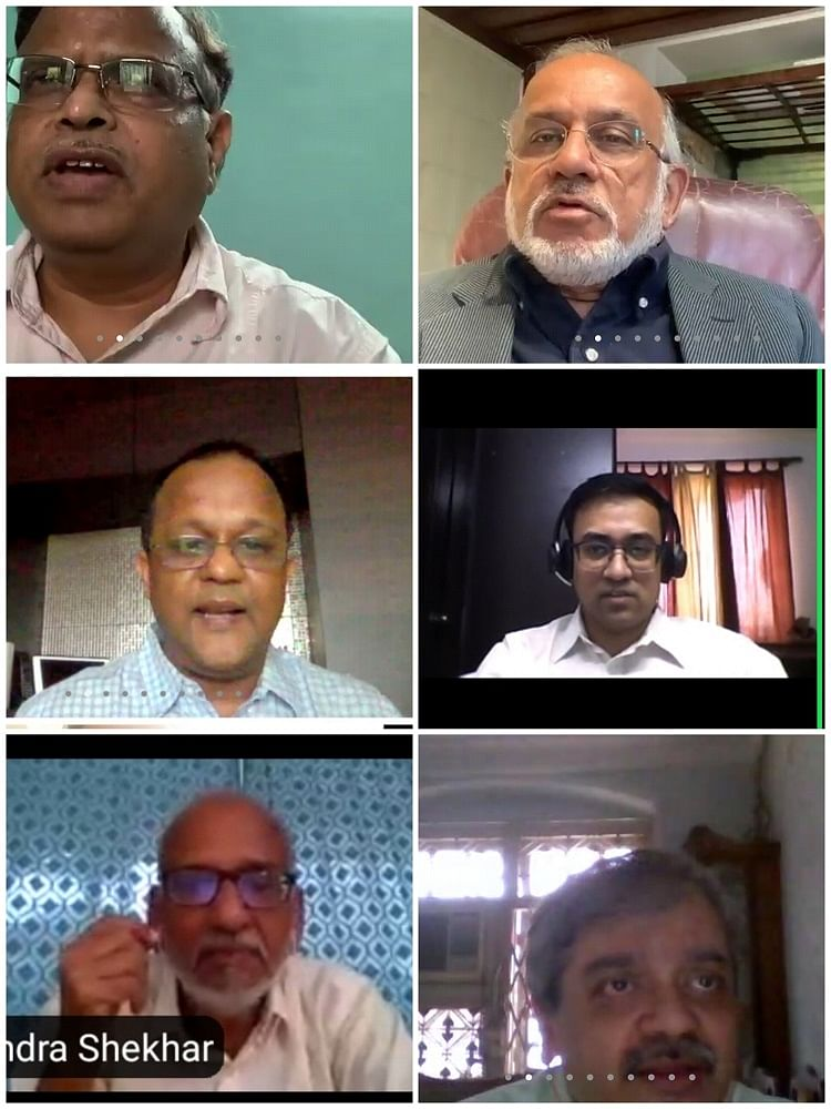 IMC Chamber of Commerce and Industry, MCX hold a webinar on 'Commodity Market Fundamentals'