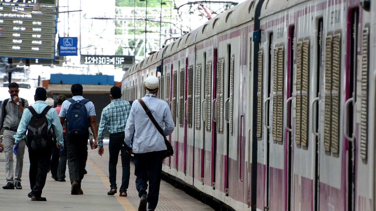 Mumbai: Women may travel on local trains in non-rush hours, starting today