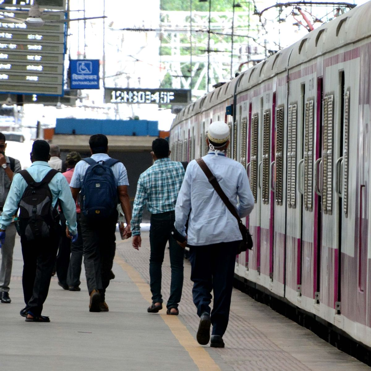 AAP demands resumption of local trains and supplementary bus services for Mumbaikars