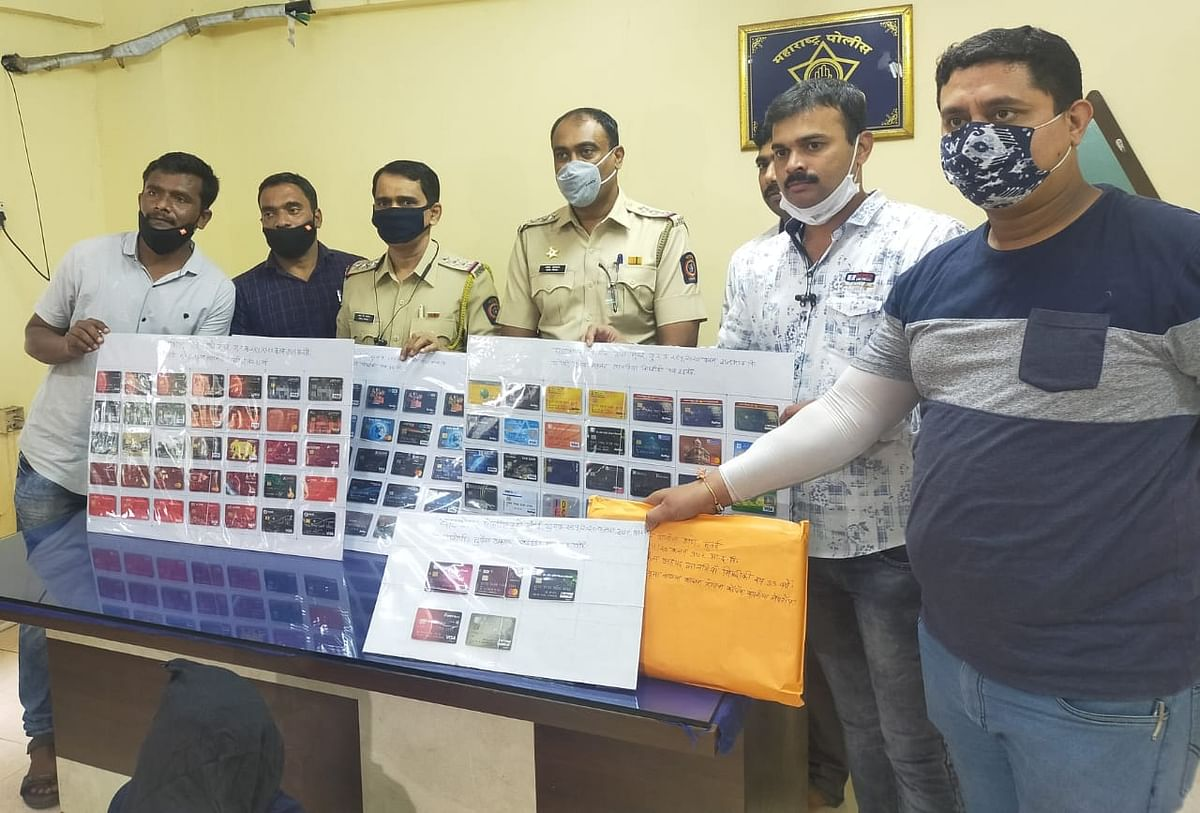 Mumbai Crime Watch: MBA graduate arrested for cheating ATM users, 109 ATM cards seized
