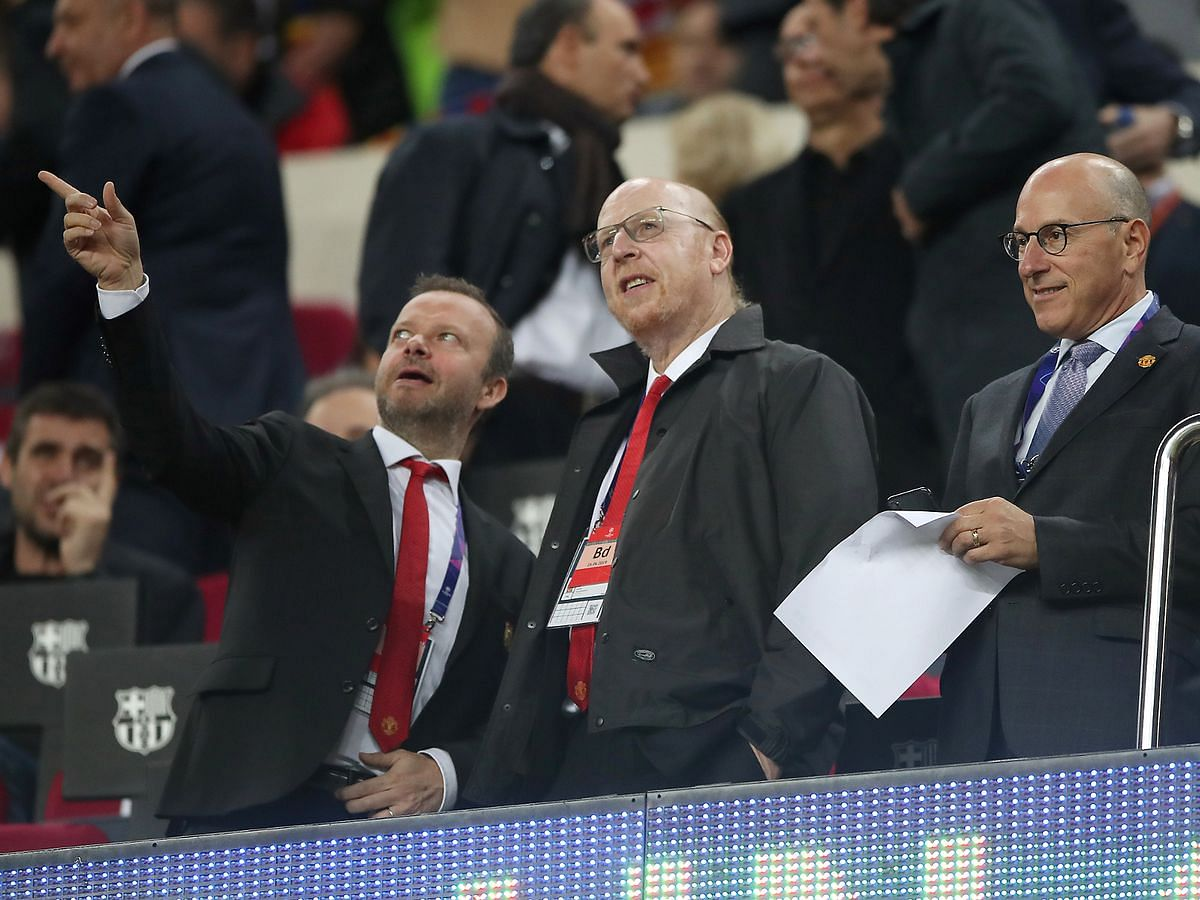 After disappointing defeat, Man Utd fans lash out at Glazers and Woodward