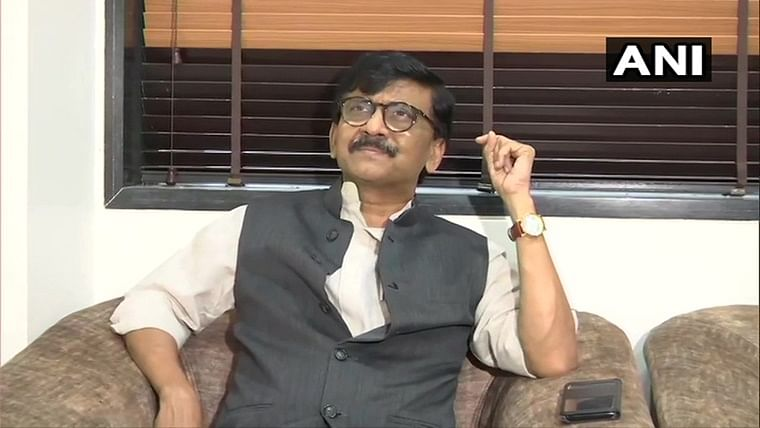 'We are not enemies': Sanjay Raut after meeting with Devendra Fadnavis