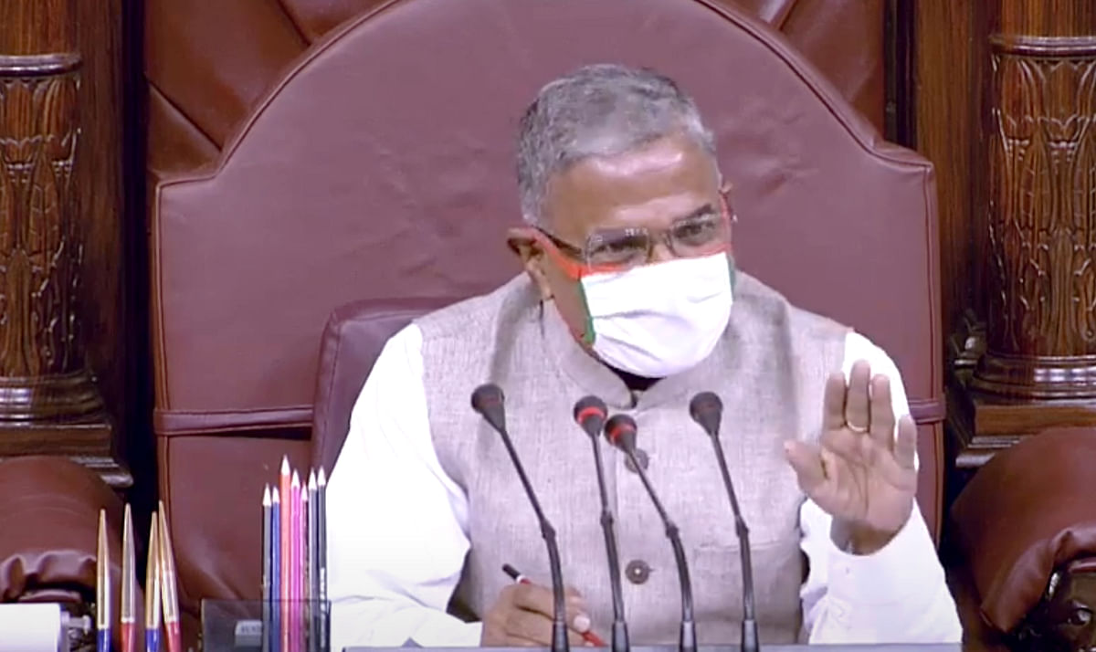'Order in the House equally important': Rajya Sabha Dy Chairman issues clarification on reports countering official version