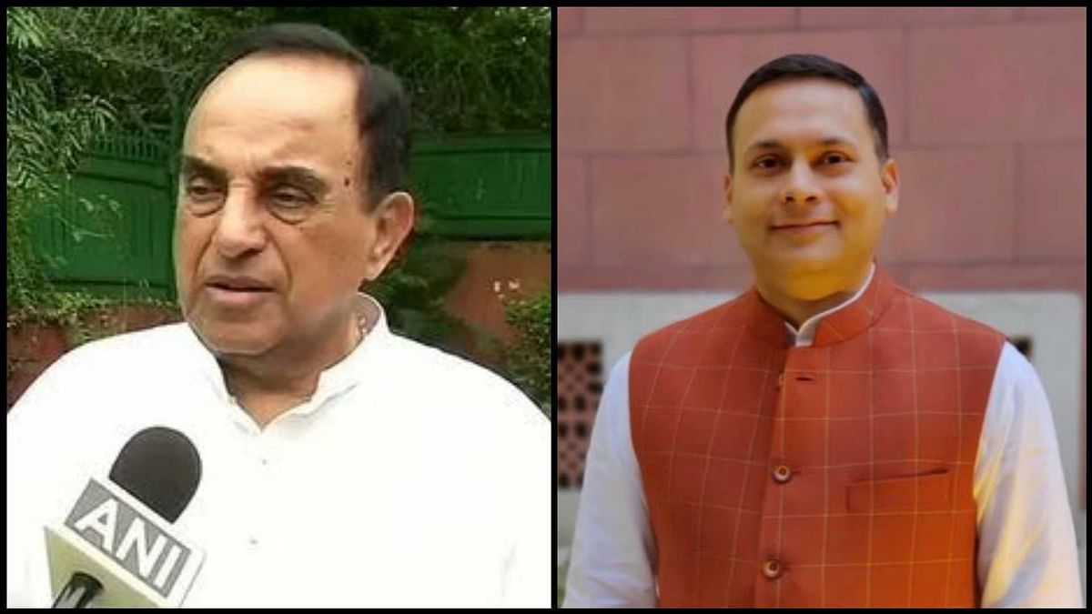 Swamy rubs BJP IT cell the wrong way