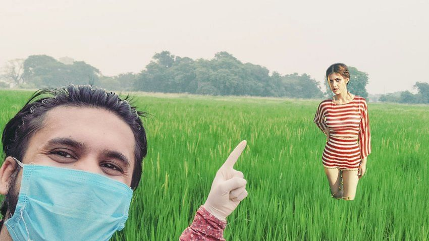 Couple Challenge: UP man's 'field selfie' with Alexandra Daddario goes viral; check out 'Baywatch' star's epic reaction