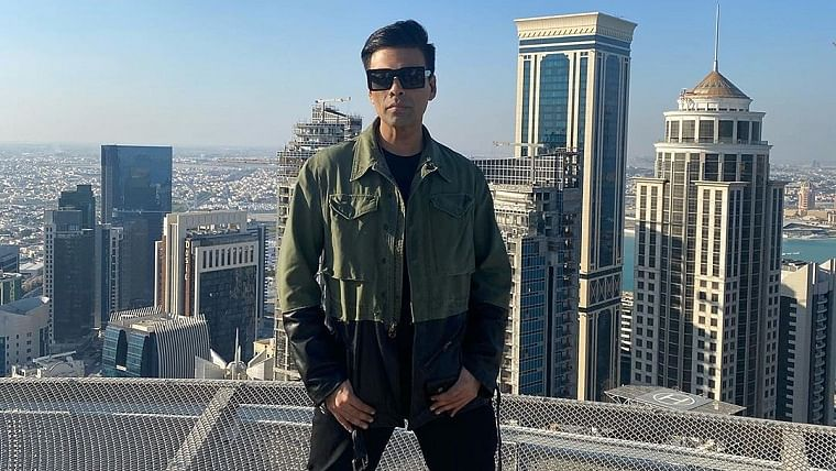 Karan Johar announces children's book inspired by his twins