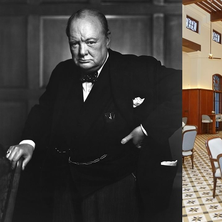 Winston Cheaphill? Did you know former British PM still has Rs 13 debt at Bangalore Club