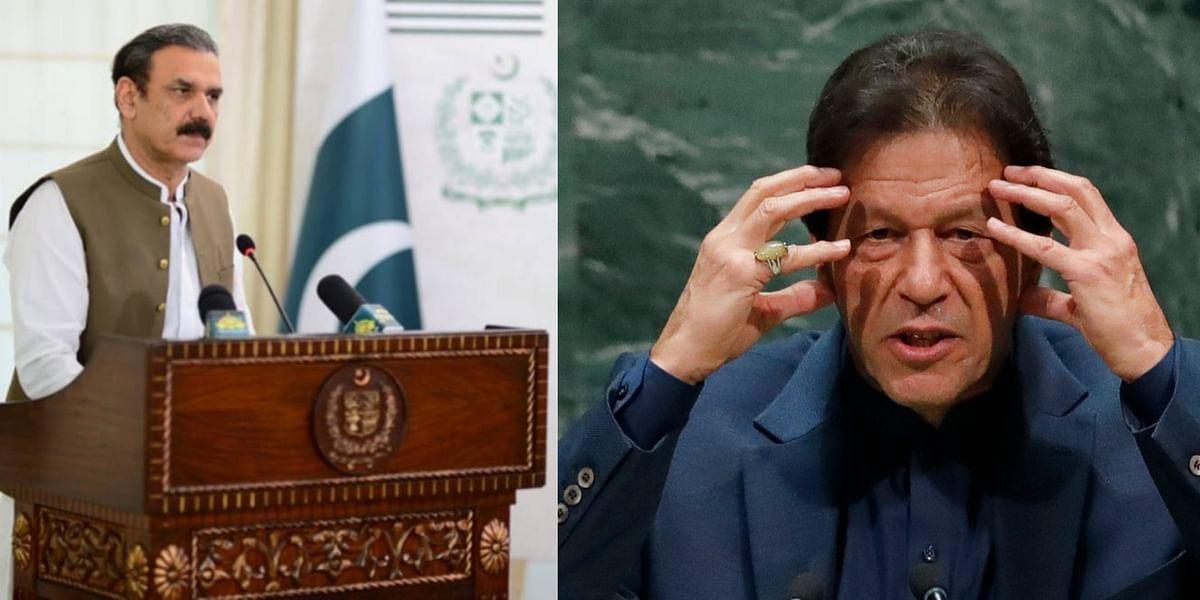 Pak PM Imran Khan's top aide Asim Bajwa resigns over corruption allegations