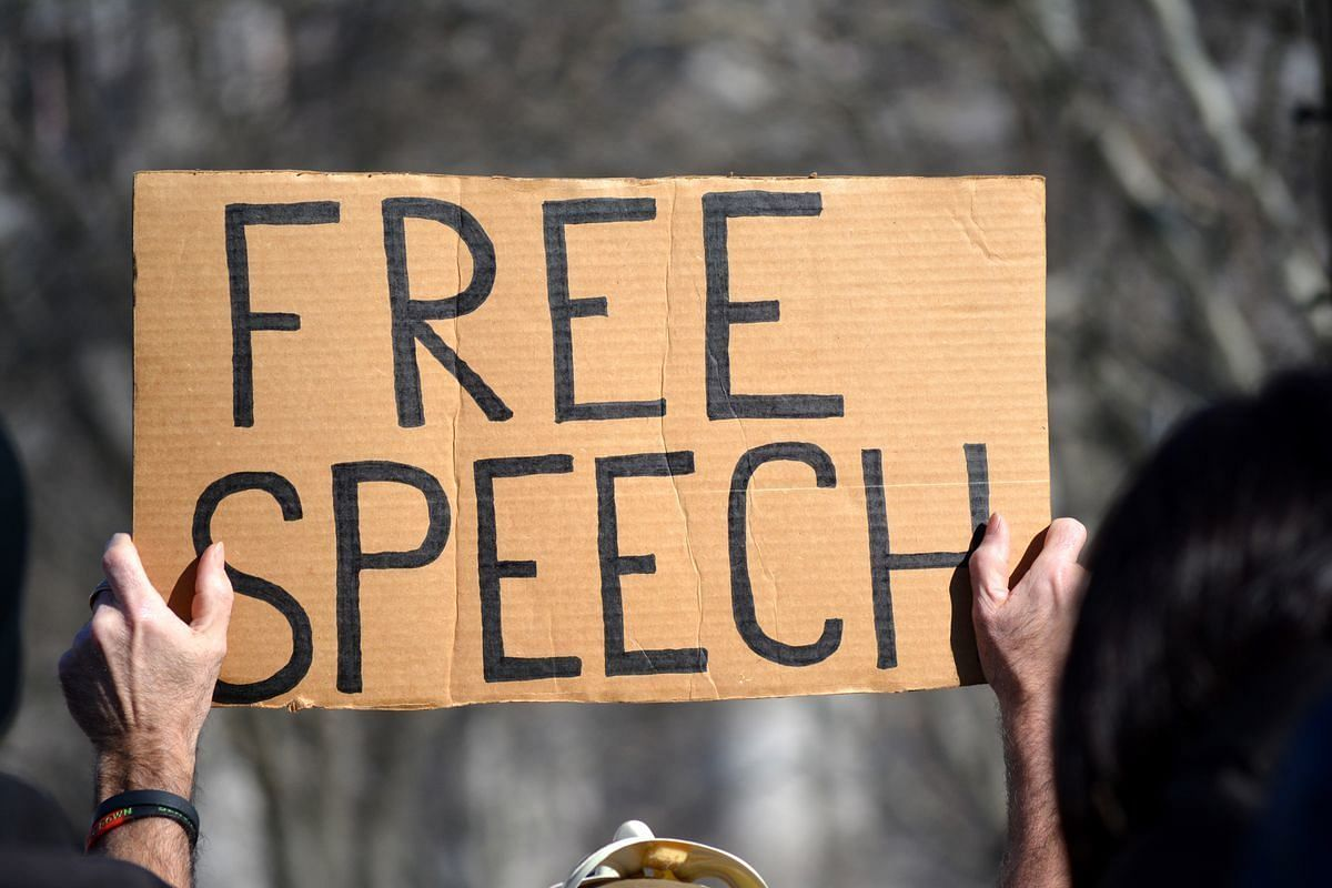 Guiding Light: The freedom of speech