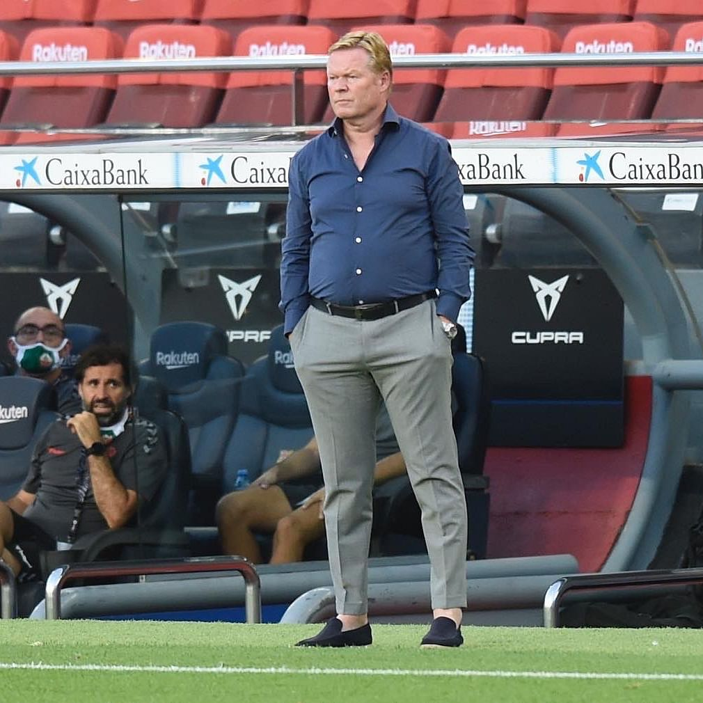 'There are details that can be corrected': Ronald Koeman analyses Barcelona's performance