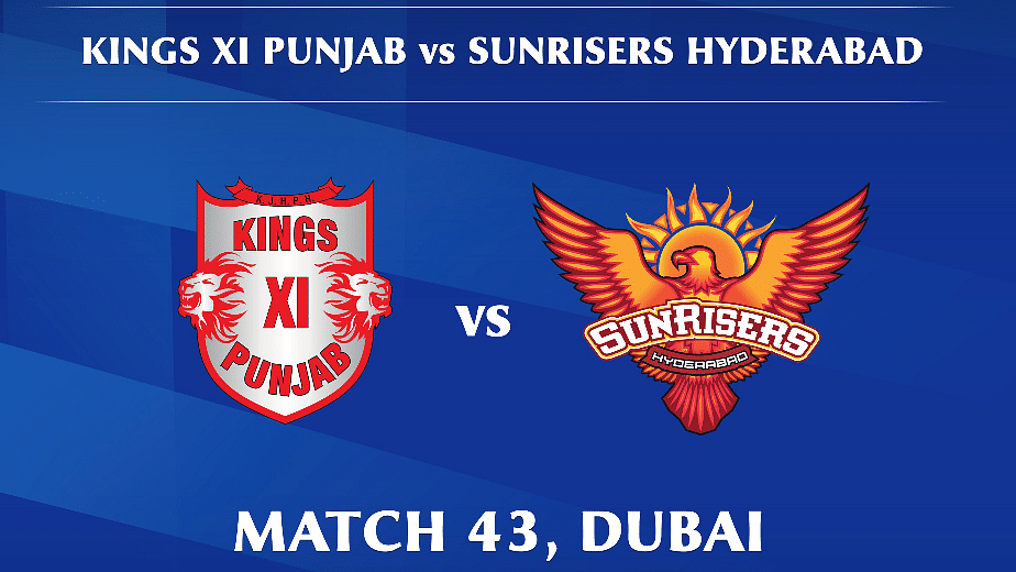 Kings XI Punjab vs Sunrisers Hyderabad LIVE: Score, commentary for the 43rd match of Dream11 IPL