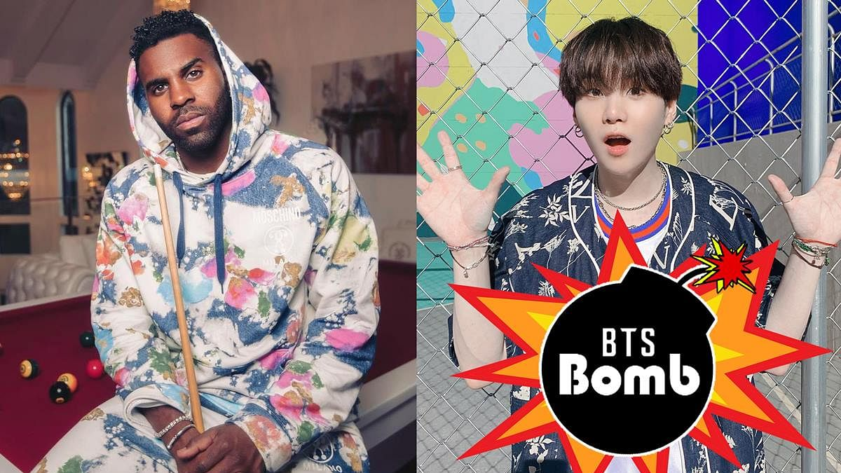 BTS ARMY slams Jason Derulo for not giving the septet credit in 'Savage Love' success party post