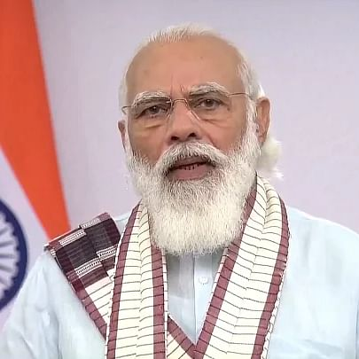 PM Modi to address nation through 'Mann Ki Baat' today