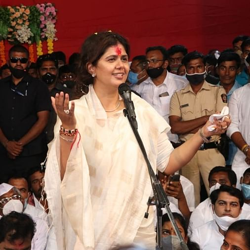 Pankaja Munde lauds Sharad Pawar for busy work schedule amid COVID-19 crisis