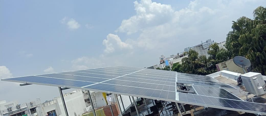 Covid-19 era see rise in solar panel installation in Indore