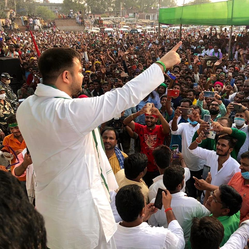 PM Modi's halo undimmed, but Tejashwi catching up with Nitish