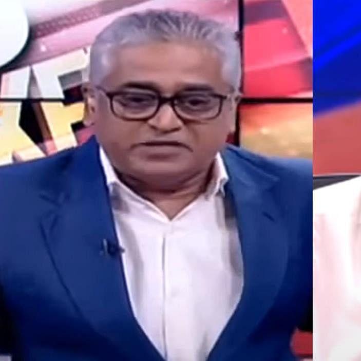 'You run a banana republic channel': Rajdeep Sardesai slams Arnab Goswami; watch video