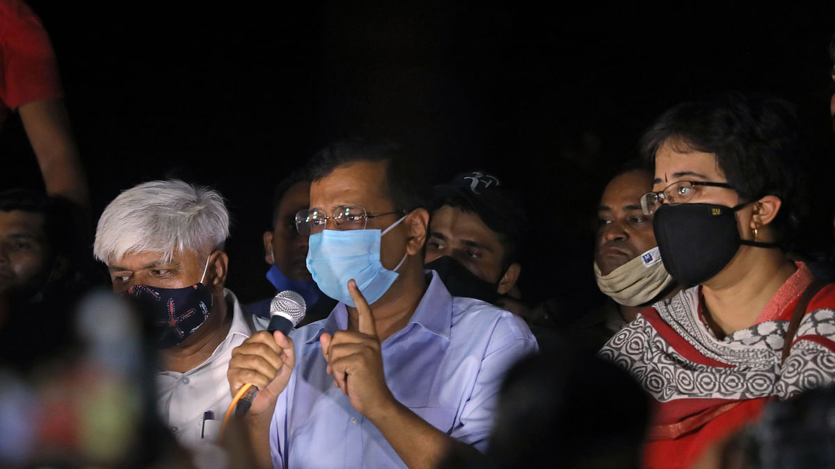Hathras incident culprits should be given stringent punishment, but attempts being made to save them: Kejriwal