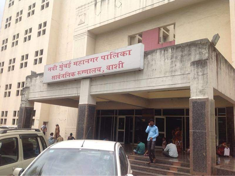 Bereaved kin ransack Vashi Civic Hospital, 4 held