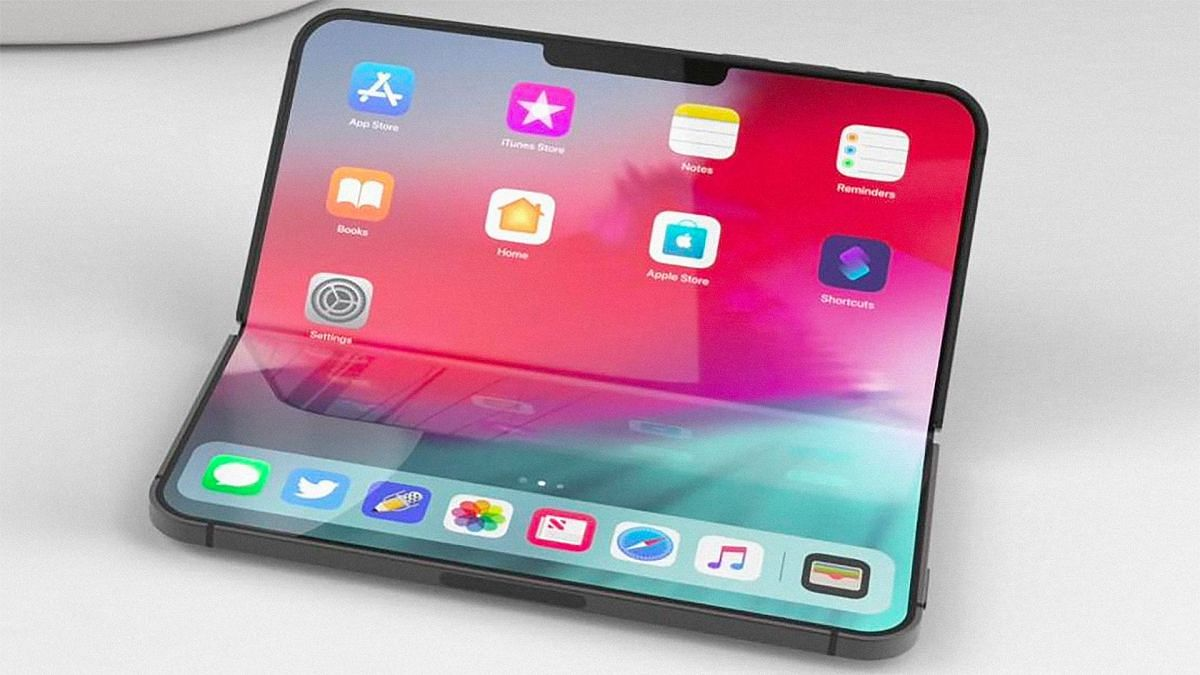 Apple's foldable iPhone to come with self-healing screen: Report