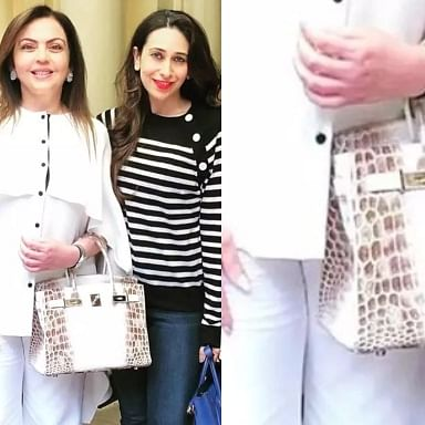 Nita Ambani birthday special: Did you know Mukesh Ambani's wife owns second most expensive handbag in the world?