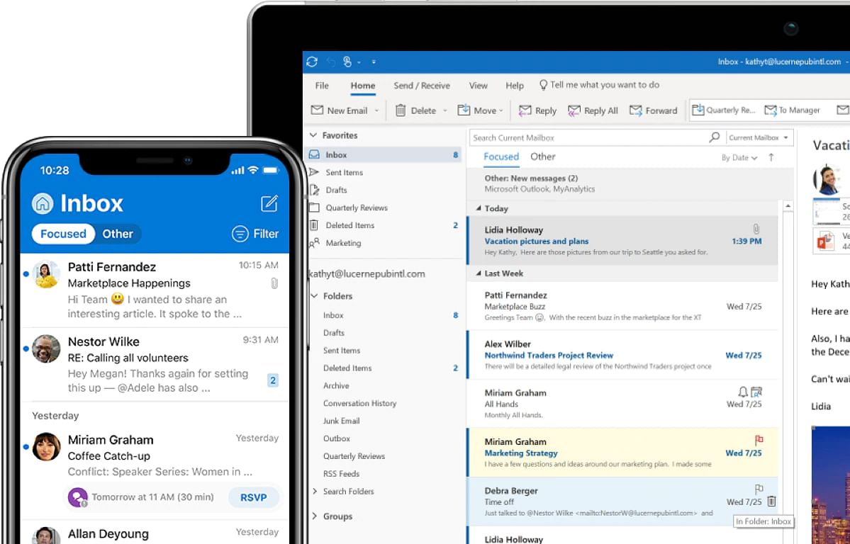 Microsoft Outlook outage hits users again; tech giant blames 'configuration update'