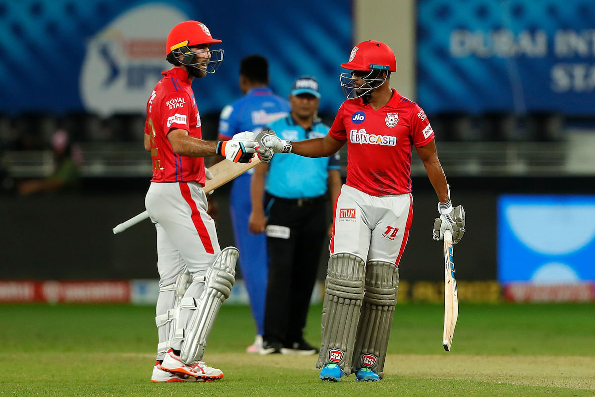 IPL 2020: Dhawan's century in vain as Pooran, Maxwell guide KXIP to five-wicket win over DC