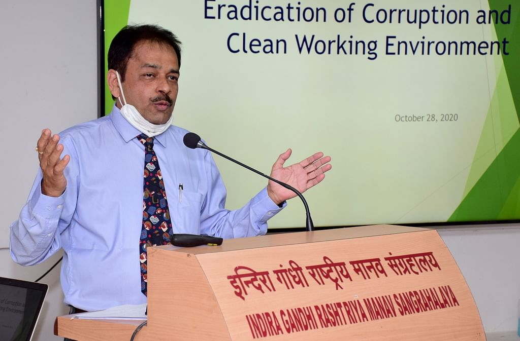 Bhopal: Corruption is like cancer which every Indian must strive to cure, says DSP Atul Hazela