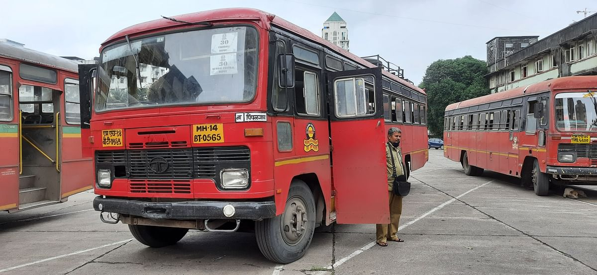 Anil Parab seeks Rs 3,600 cr to keep MSRTC on the road