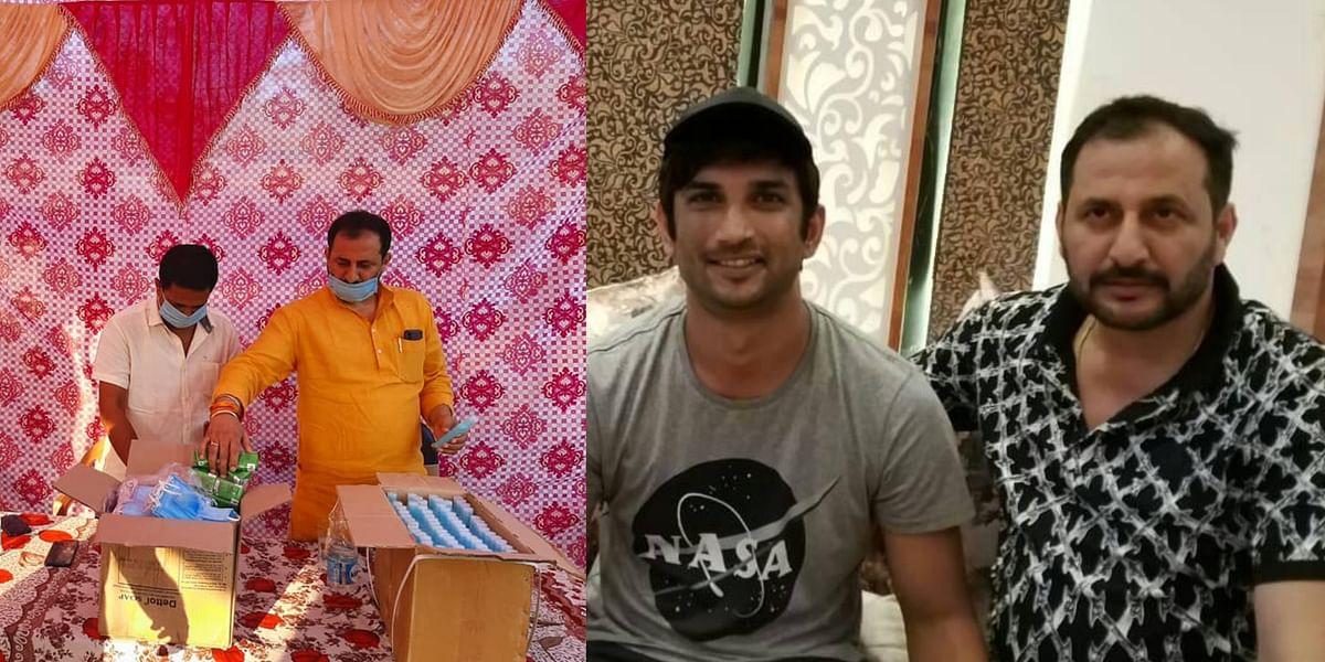 BJP MLA and Sushant Singh Rajput's cousin Neeraj Kumar Babloo suffers heart attack; hospitalised