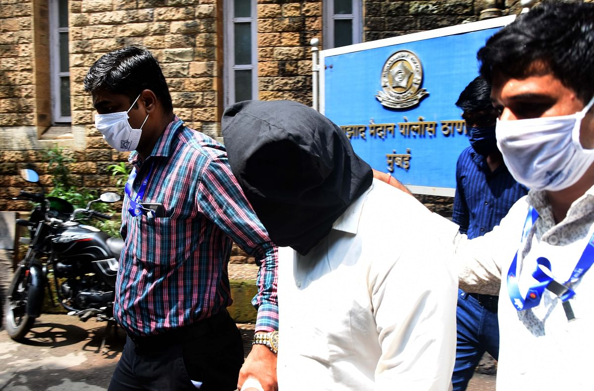 TRP scam: Police make ninth arrest for taking money, aiding wanted accused