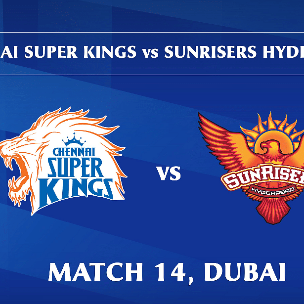 Chennai Super Kings vs Sunrisers Hyderabad LIVE: Score, Commentary for the 14th match of IPL 2020