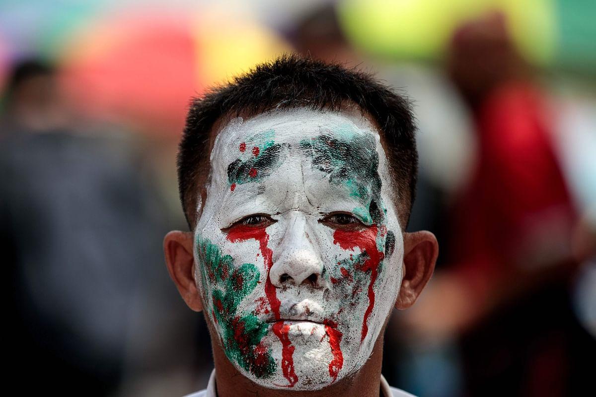 Once again, unrest knocks Thai streets