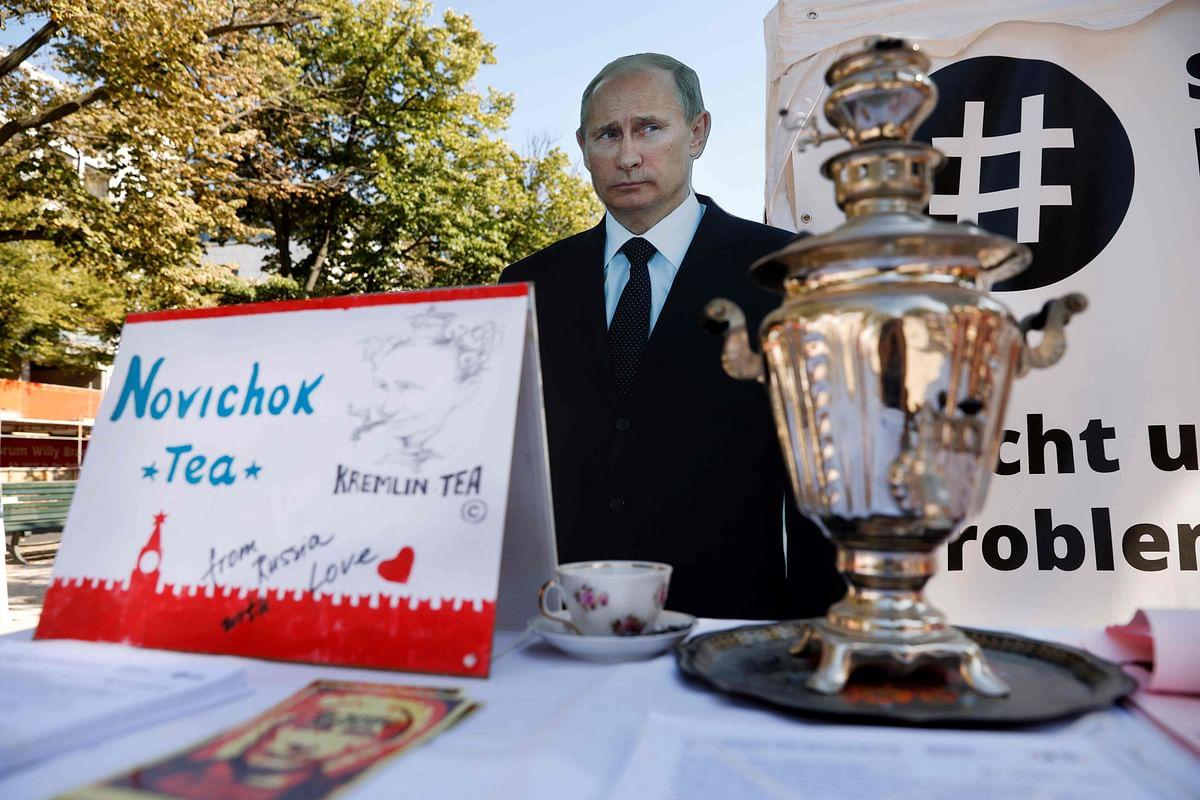 Putin, the mastermind behind Navalny poisoning?