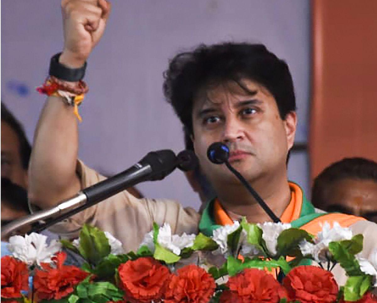 Madhya Pradesh: Shivraj's 5 months outweighed Kamal Nath's 15, says Jyotiraditya Scindia