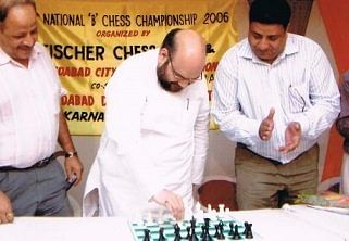 "Amit Shah became the President of ""Gujarat Chess Association"" in 2006."
