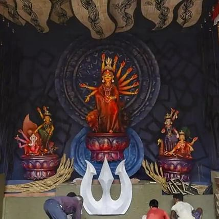 Calcutta HC orders all Durga Puja pandals in West Bengal be declared no-entry zones