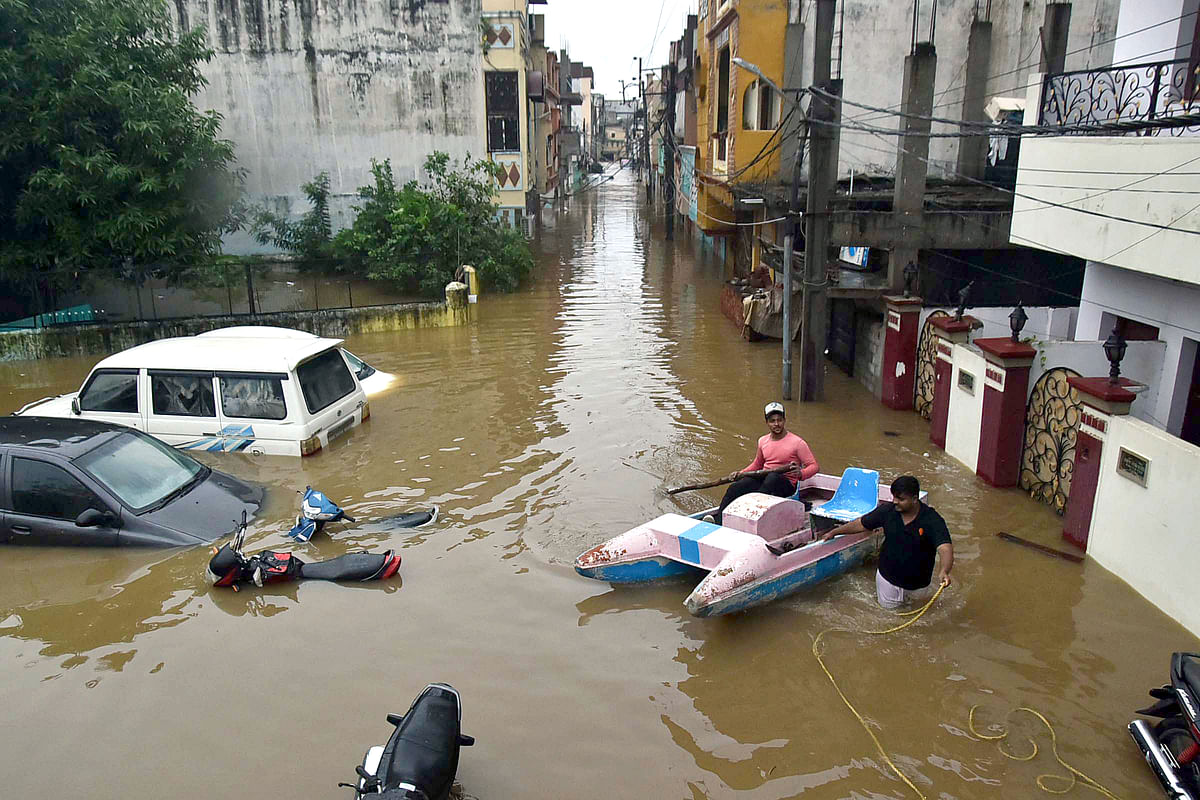 Hyderabad Rains: Heavy downpour leaves 15 dead, PM Modi speaks to CM -  story so far