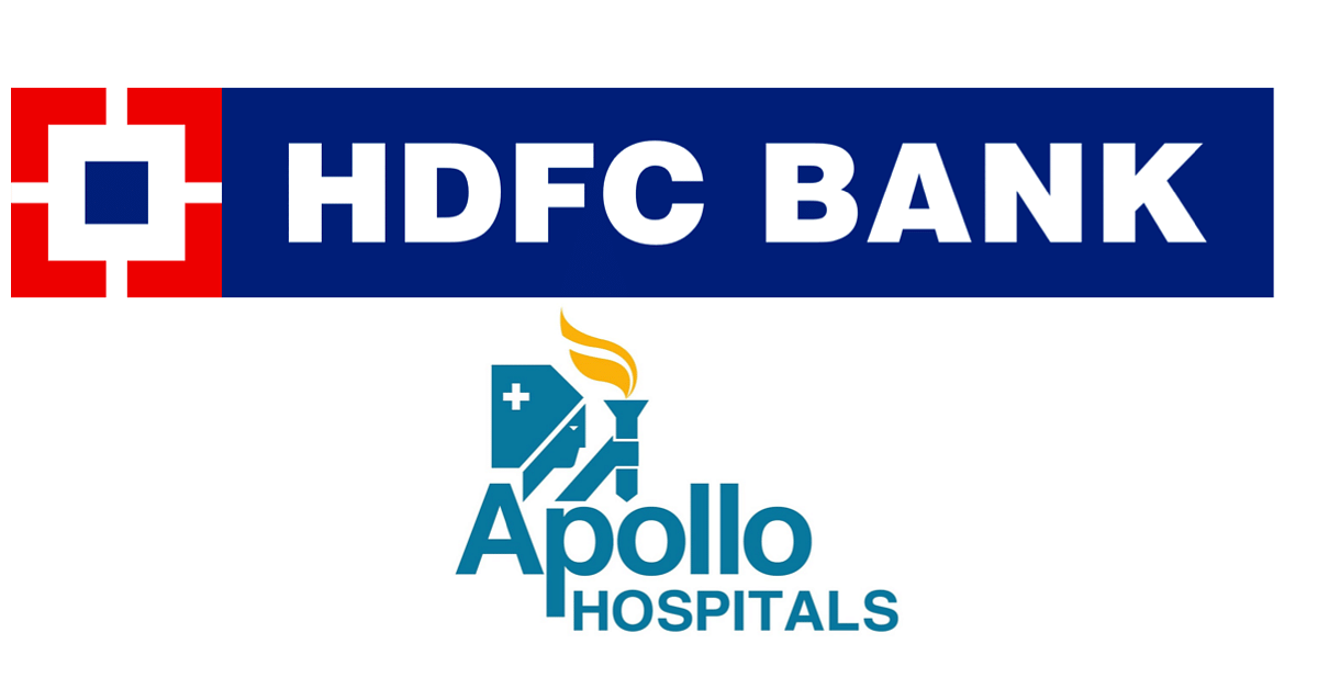 What exclusive services can HDFC Bank customers avail with Apollo Hospitals?