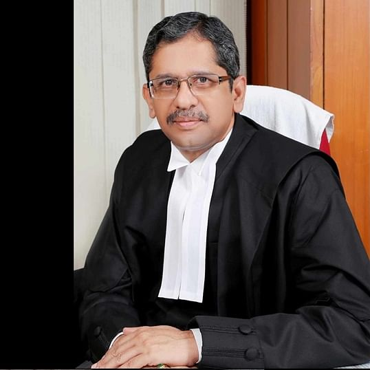 Judge needs to withstand pressures: Justice Ramana days after Jagan Mohan Reddy's letter to CJI