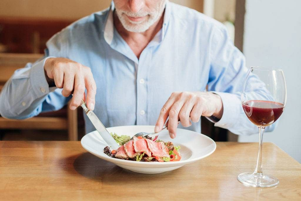 Protein: The key to healthy ageing